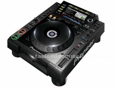 Video/TV/hifi/Telf: En venta:pioneer cdj-800 mp3 mk2 player,nikon d700