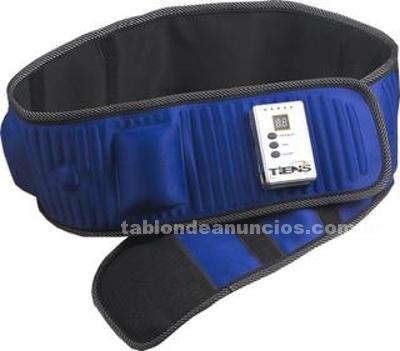 Belleza y salud: Cinturon reductor--masajeador--modelador