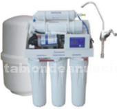 Electrodomésticos y menaje: Osmosis inversa 5 etapas con microprocesador y descalcificador alto flujo