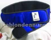Belleza y salud: Cinturón masajeador modeledor reductor