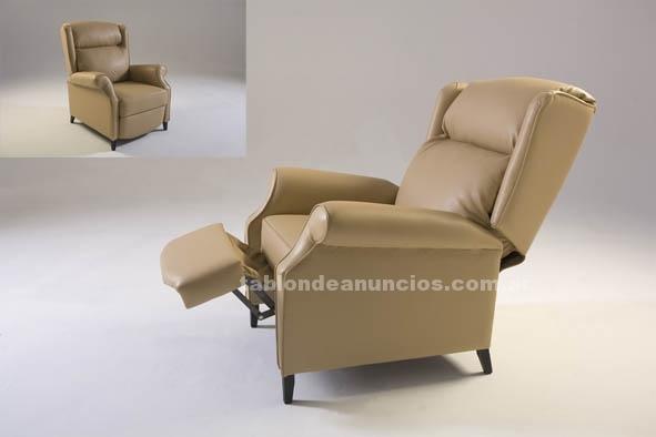 Muebles/Decoración: Sillon reclinable