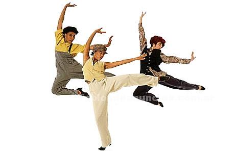 Formacion/cursos: Clases de danza jazz y clasico