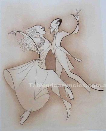 Clases particulares: Profesora de danzas,bailarina,coreografa
