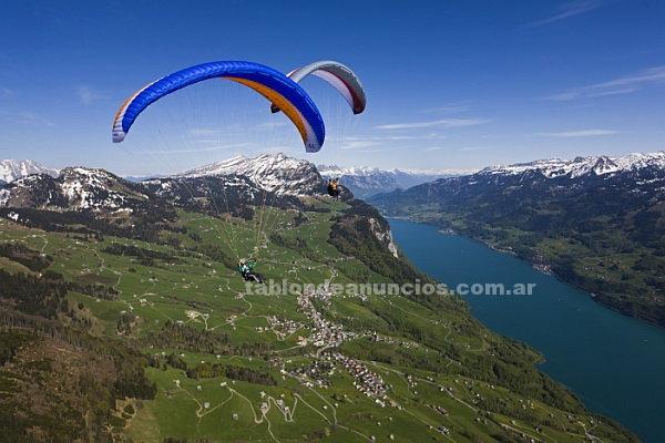 Deportes Aventura: Fly parapente escuela de vuelo