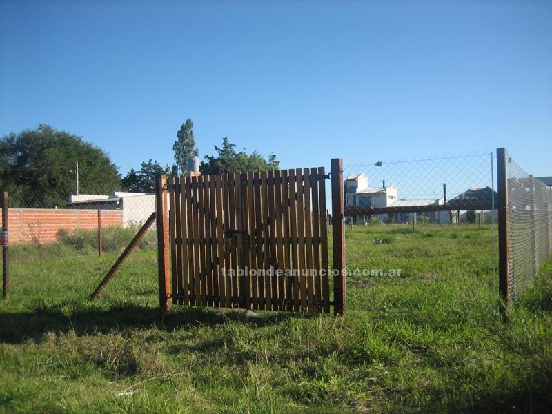 Terrenos urbanos: Vendo lote en la plata (zona parque sicardi)
