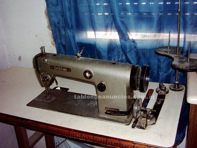 Electrodomésticos y menaje: Maquina de coser brother industrial