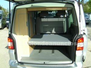 Caravanas: Volkswagen t5 california comfort