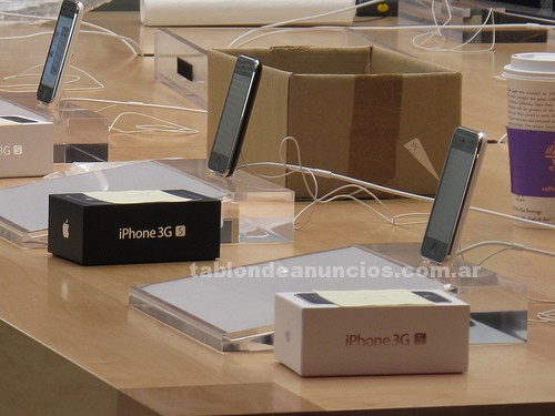 PDAs/Calculadoras: Apple iphone 3gs 32gb