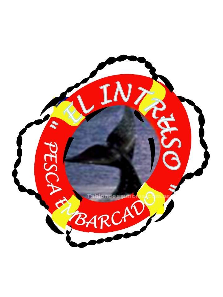 """Viajes en grupo: Pesca embarcado """" el intruso """""""