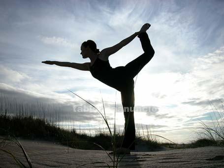 Otros: Profesora de yoga
