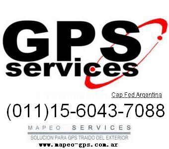 Software/Manuales: Cargamos mapas argentina para gps tomtom wince (solucion para gps traido del exterior)