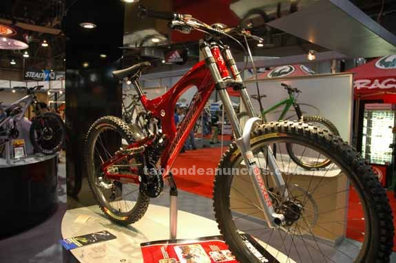 Deportes Aventura: Venta : rocky mountain sxc 70 custom build