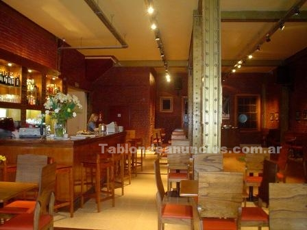 Traspasos venta de negocios: Bar cafeteria wiskeria 300m2 habilitado zona congreso