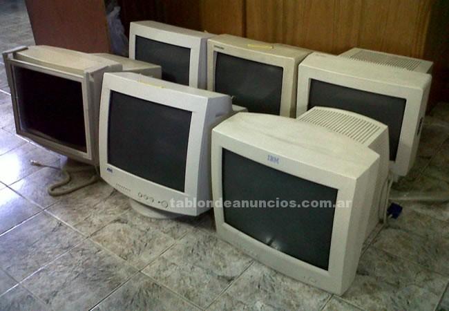 Complementos y accesorios: Venta de monitores para repuesto.