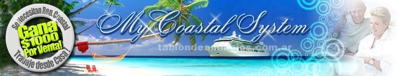 Trabajo en casa: Coastal vacations (gana dinero desde casa)