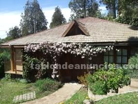 Alquiler Temporada: Bariloche, cabaña en alquiler temporario, para 2/4 personas: $160 por día