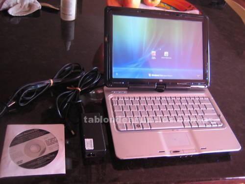 Ordenadores portátiles: Hp pavilion tx2500z en venta