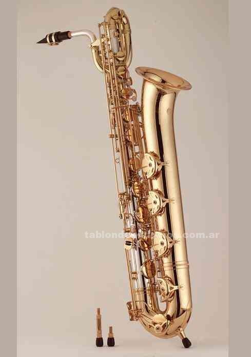 Servicios Profesionales: Yanagisawa modelo b-9930 silver series sax bari