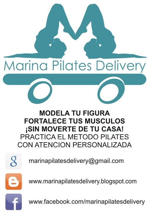 Gym Fitness: Marina pilates delivery