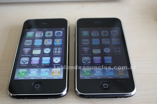 Servicios Auxiliares: Venta: apple iphone 3gs 32gb unlocked y blackberry bold 9700 onyx