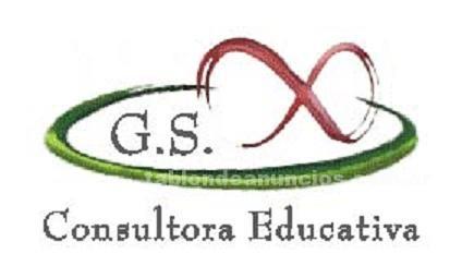 Clases particulares: G.s.consultora educativa