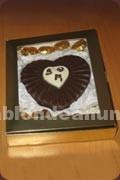 Productos y excedentes: Souvenirs y bombones de chocolate