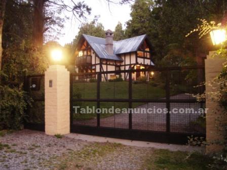 Alquiler Temporada: Bariloche, cabaña de alquiler temporario; equipada
