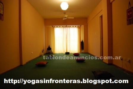 Otros: Diferentes horarios de clases de yoga en barrio norte