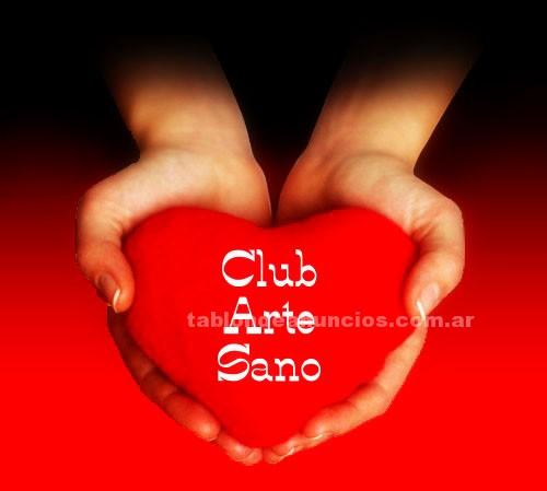 Ocio, diviertete!: Club arte sano