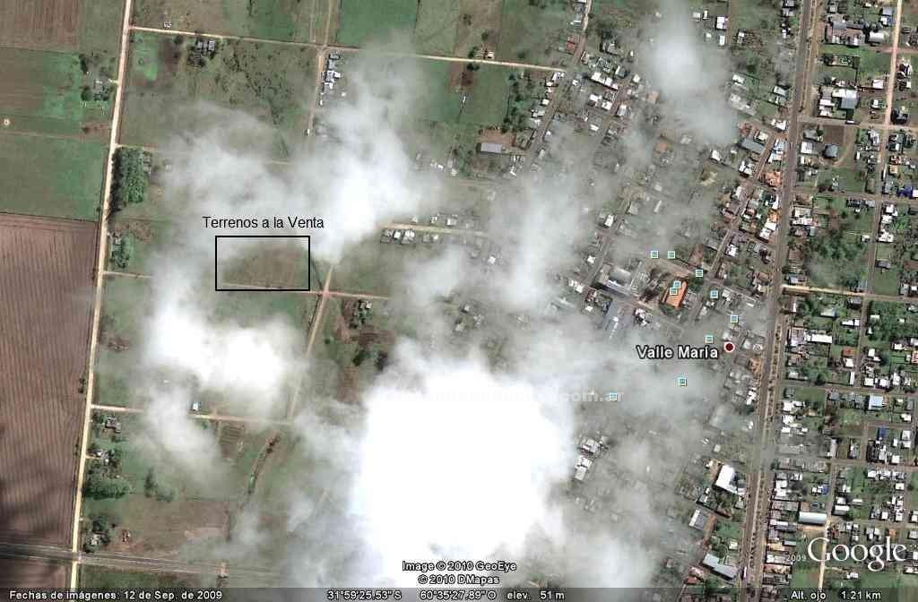 Terrenos urbanos: Vendo terrenos en valle maria