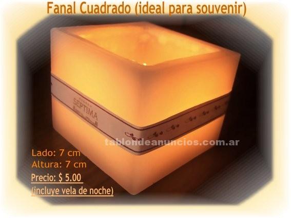 Otros: Venta de velas artesanales