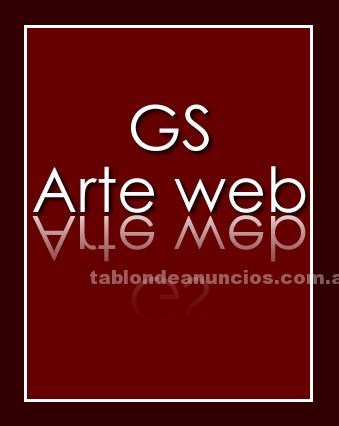 Webmasters: Diseño de sitios y paginas web, banner publicitarios, newsletter