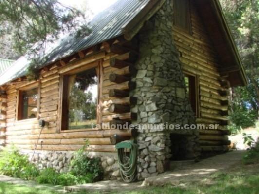 Alquiler Temporada: Alquilo cabaÑa de troncos en bariloche
