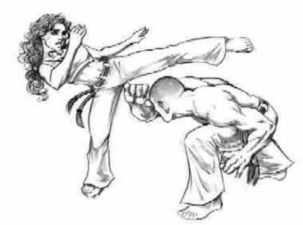 Varios: Clases de capoeira