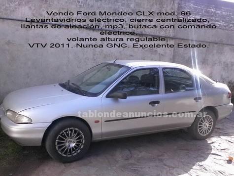 Automoviles: Ford mondeo 96 vtv 2022