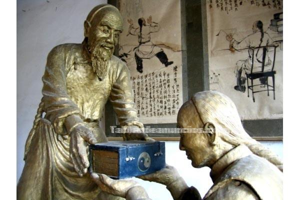 Varios: Clases de chi kung y tai chi chuan