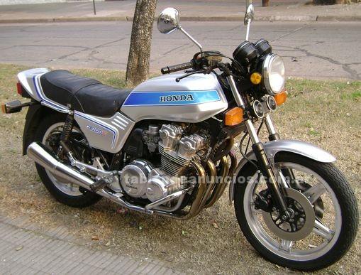 Motocicletas: Sport moto: honda cb 900 f 1981 japonesa unica