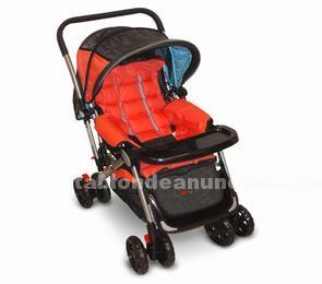 Niños y bebes: Coche cuna love 3 posiciones con mosquitero super oferta