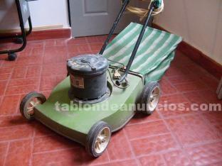 Bricolaje/Jardinería: Cortadora de pasto tilcara con bolsa recolectora