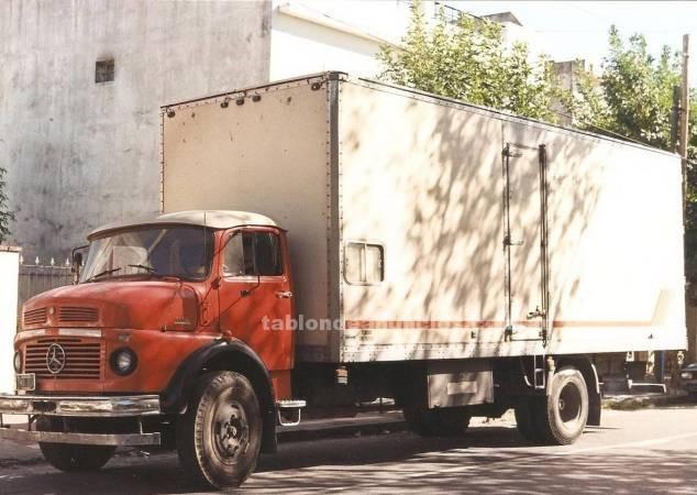 Camionetas: En venta camiÒn mercedes benz