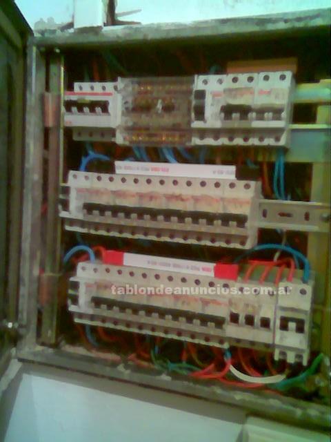 Electricistas: Electricidad, tableros instalaciones y reparaciones www.cercal.com.ar  capital