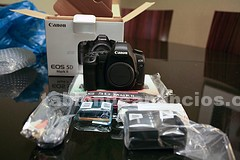 Video/TV/hifi/Telf: Canon eos 5d mark ii 21mp dslr camera