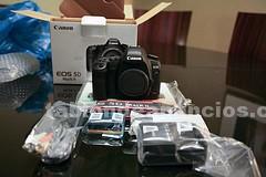 Video/TV/hifi/Telf: Canon eos 5d mark ii 21mp dslr camera