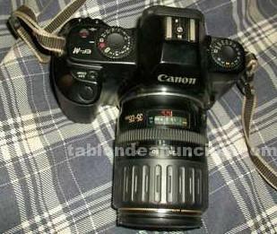 Fotograf./video/cine: Vendo maquina fotografica 35mm canon em-f