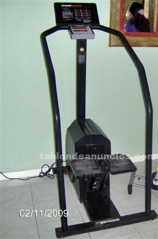 Gym Fitness: Vendo maquina escaladora  9 programas profesional