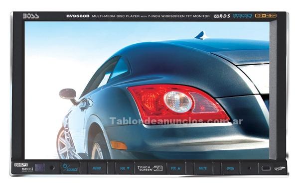 Accesorios: El mejor precio audio car video pioneer boss stereos parlantes potencias capacitores woofers activos