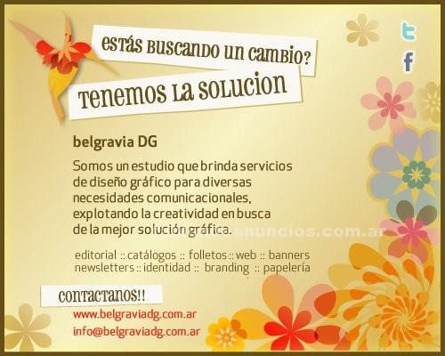Webmasters: Belgravia diseño grafico