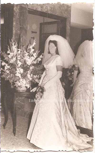 Ropa y complem.: Traje de 15 años o de novia