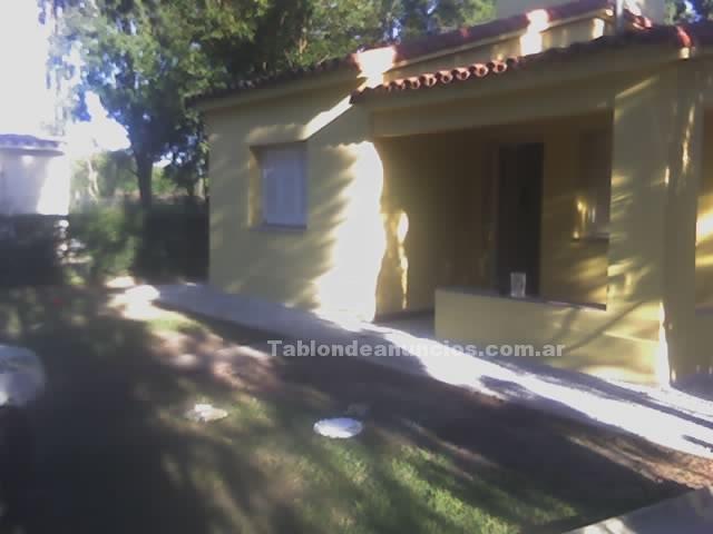 Alquiler Temporada: Alquilo casa en anisacate, cordoba