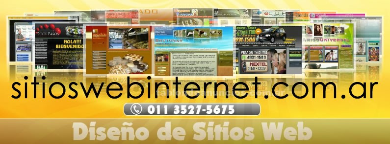 Webmasters: Diseño web argentina al 011 3527-5675